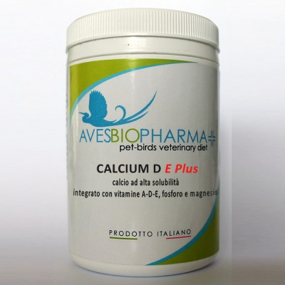 CALCIUM D-E Plus