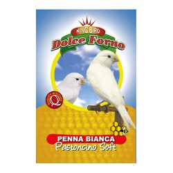 Dolce Forno Penna Bianca Soft kg15