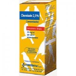 Chemisole 2,5%  ml.100
