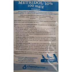 Metridol 10% 45gr.