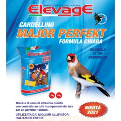 Cardellino MAYOR PERFEKT Formula Chiara kg.15